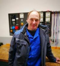 Goldgruber Josef, Kundendiensttechniker